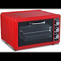 Духовка печь электрическая Saturn ST-EC1075 Red