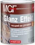 Фасадный лак по камню Glanz Effekt ( Глянц-эффект) MGF 10л