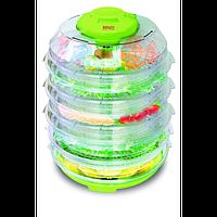 Сушилка для продуктов Saturn ST-FP0113-10 салатовая-прозрачная
