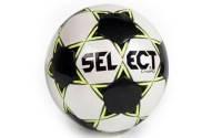 Мяч футбольный №4 SELECT CAMPO-5 (белый-черный)
