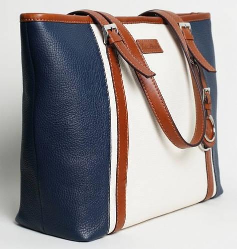 Замечательная кожаная женская сумка Issa Hara 05 (13-17-84)