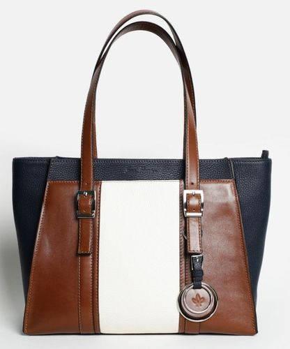 Функциональная кожаная женская сумка Issa Hara Софи (13-17-84)