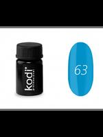 Гель краска для дизайна ногтей Kodi