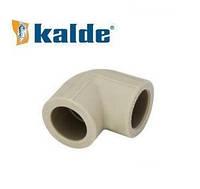 Угол (колено0 Kalde 50х90° полипропилен