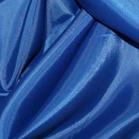 Ткань подкладочная  (нов) арт.69405 (ТКК) 190Т №34 васильковый 150см