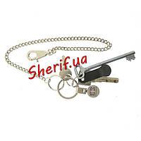 Цепочка для ножа, ключей удостоверения 40 см  MIL-TEC  15450018