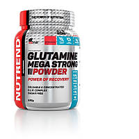 Аминокислота глютамин Glutamine Mega Strong Powder (500 г) Nutrend