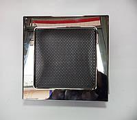 Решетка каминная Kratki с покрытием, Никелированная
