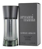 Мужские духи Giorgio Armani Mania Pour Homme (Джорджио Армани Мания Пур Хомм)