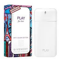 Женская туалетная вода Givenchy Play Arty Color Edition (Живанши Плей Арти Колор Эдишн)