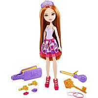 Кукла Ever After High Холли с набором для создания причесок