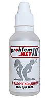 """Гель для защиты от заболеваний, передающихся половым путем """"PROBLEM.NET"""", 30 мл."""
