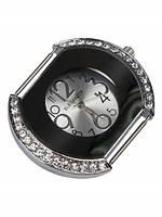Модные часы женские на шелковом шарфе ELEGANZZA