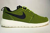 Мужские повседневные кроссовки Nike Roshe Run, сетка, Р. 42 43 44