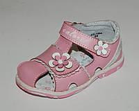 Босоножки детские для девочек Calorie арт.Z3-19А светло-розовый (Размеры: 22-26)