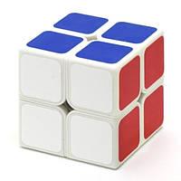 Кубик Рубика 2х2 ShengShou Aurora (белый)