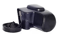Защитный футляр - чехол для фотоаппаратов CANON SX60 - черный