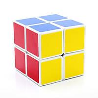 Кубик Рубика 2х2 скоростной Shengshou (белый)