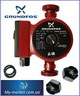 Насос циркуляционный Grundfos UPS 25-40-180 вал керамика