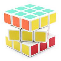 Кубик Рубика 3х3 ShengShou Aurora белый