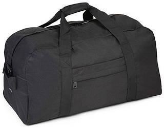 Дорожная удивительная сумка 75 л. Members Holdall Medium 75, 922536 черный