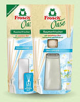 """Освежитель воздуха FROSCH Оазис с натуральным маслом """"Водяная лилия"""" 90 мл"""