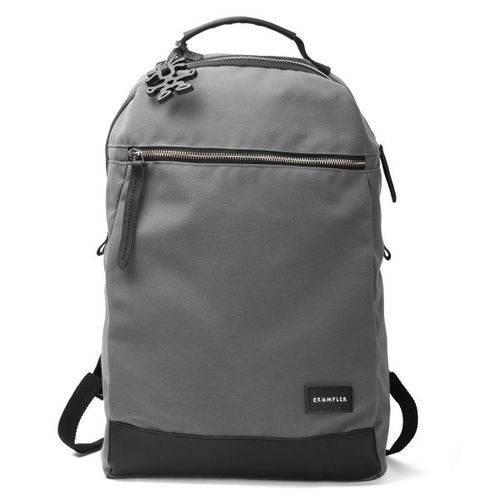 Вместительный городской рюкзак 14 л. Betty Blue Backpack Crumpler BEBBP-003 серый