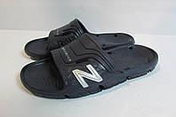 Мужские сланцы NB (104 PS) синие код 0290А