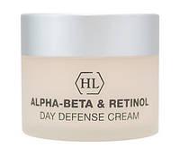 Holy Land ALPHA-BETA & RETINOL Day Defense Cream SPF-30 Дневной защитный крем Холи Ленд 50мл