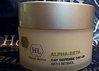 Holy Land ALPHA-BETA & RETINOL Day Defense Cream SPF-30 Дневной защитный крем Холи Ленд 250мл