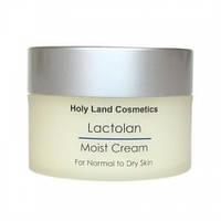Холи Ленд LACTOLAN Moist Cream for Dry Skin Увлажняющий крем для сухой кожи 250ml