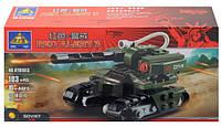 Конструктор Brick Танк 103 дет. 81013