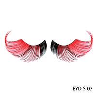 Ресницы декоративные накладные Lady Victory EYD-S-07