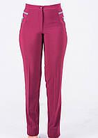 Женские прямые брюки Глория большого размера