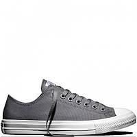 Кеды мужские Converse Grey в сером цвете низкие