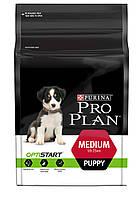 Pro Plan PUPPY MEDIUM Optistart Корм для щенков средних пород - 12 кг
