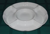 Тарелка для фруктов (Менажница) 19 см Helfer