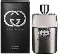 Мужская туалетная вода Gucci Guilty Pour Homme (Гуччи Гилти Пур Хом)
