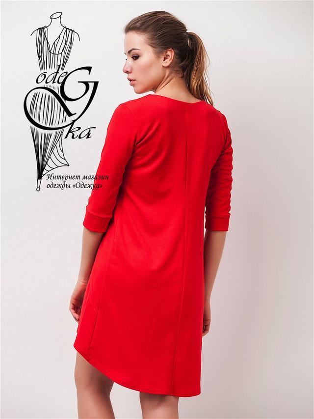 Фото-2 Женских стильных платьев Зара с рукавом ¾