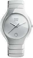 Керамические наручные часы Rado Jubile True Белые Унисекс