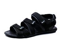Сандалии Nike, черные, мужские, р. 40 41 45