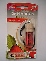 Ароматизатор подвесной пахучка Dr Marcus ECOLO (Клубника)