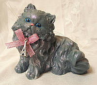 Мыло ручной работы  Персидский кот