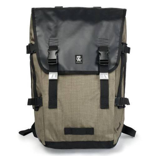 Современный рюкзак 21 л. Muli Backpack ХL Crumpler MUBP-XL-004 хаки