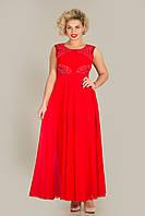 Женское длинное платье №8854
