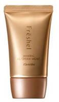 KANEBO Freshel Mineral Pore Cover BB Cream SPF 30  Увлажняющий, минеральный ВВ крем,  50гр