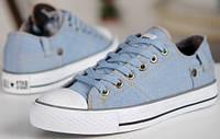 Кеды Converse Retro Light Blue