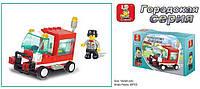 Конструктор типа LEGO Городская серия 68 деталей