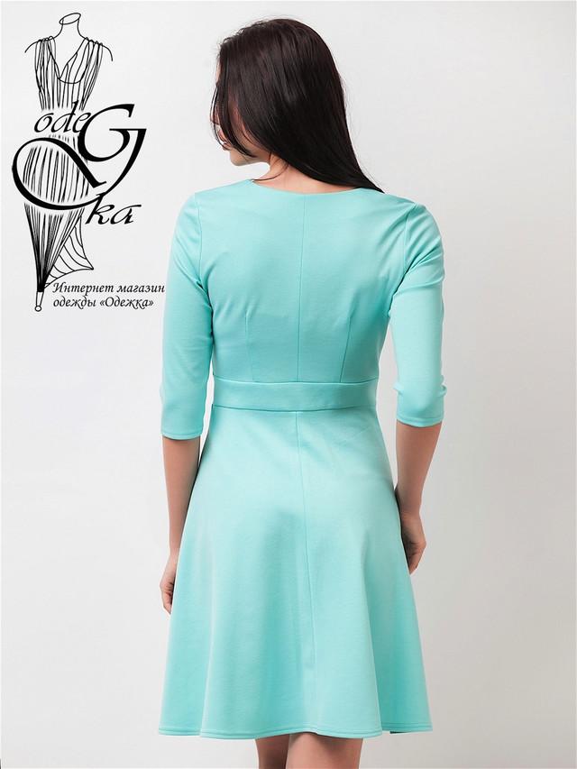 Фото-2 Женское спортивное платье Шейла-1 с рукавом ¾