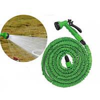 Шланг для полива саморастягивающийся magic hose  45.5м